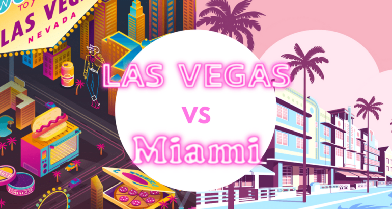Miami 🏝 vs Las Vegas 🌆