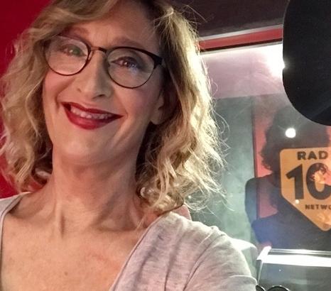 INTERVISTA A VICKY DI RADIO 105 MIAMI
