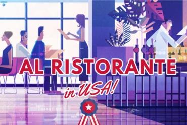 🍔 Al ristorante in USA